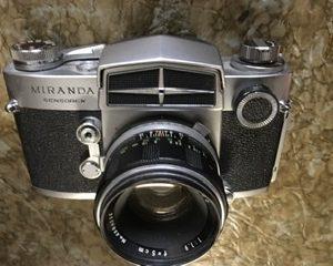 Miranda Sensorex SLR 35MM